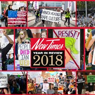 Speaking up: Protests, an election, and so much more in 2018