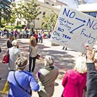 Sending a signal: Locals register concerns about fracking public lands