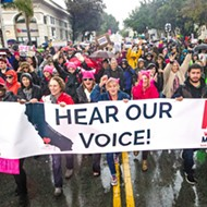 Women's March SLO gears up for its annual demonstration