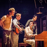 Million Dollar Quartet brings rock 'n' roll greats back to life