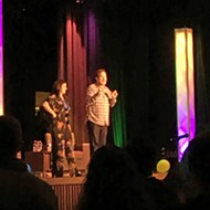 Rainn Wilson and Shabnam Mogharabi bring SoulPancake's philosophy of joy to Cal Poly