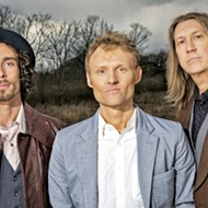 The Wood Brothers bring their soulful folk to the Fremont Theater on March 3