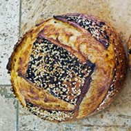 Time to go sour: Sourdough bread is a great way to get into home baking