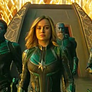 'Captain Marvel' puts women in the pilot seat