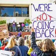 SLO County locals join the nationwide rally for reproductive rights