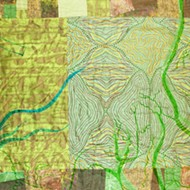Mapping Out art show takes inspiration from cartography, exploring