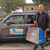 Former chef brings speedy food delivery service to San Luis Obispo County