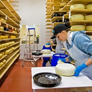 Wheels of delicious: Crafting cheese ain't easy on the Central Coast