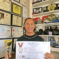 Morro Bay's Dana Charvet recognized as Tai Chi instructor of the year