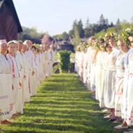 'Midsommar' disturbs and shocks