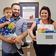 Sierra Vista NICU gets new library to promote brain development for babies