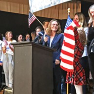 In the race: Dawn Addis, co-founder of Women's March SLO, announces run for 35th District Assembly