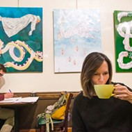 The curatorial coffee shop: Meet SLO's dominant art venue—the benefits, obstacles, and everything in between