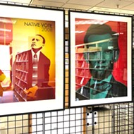 SLO Library's Sign of the Times exhibit takes viewers on an artistic journey through our country's political history