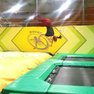 Get jumpin': Kids of all ages bounce to their heart's content at Rockin' Jump