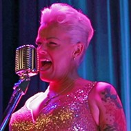 Jump blues and swing act MarciJean & the Belmont Kings stream live on June 28