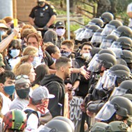 SLO Police Department preparing 'after action' report on protests