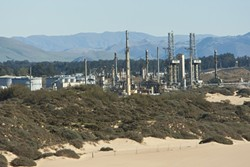 WHAT COMES NEXT? Phillips 66 announced the closure of their Santa Maria refinery and pipelines on Aug. 12, throwing the future of jobs and oil operations into question. - FILE PHOTO BY STEVE E. MILLER