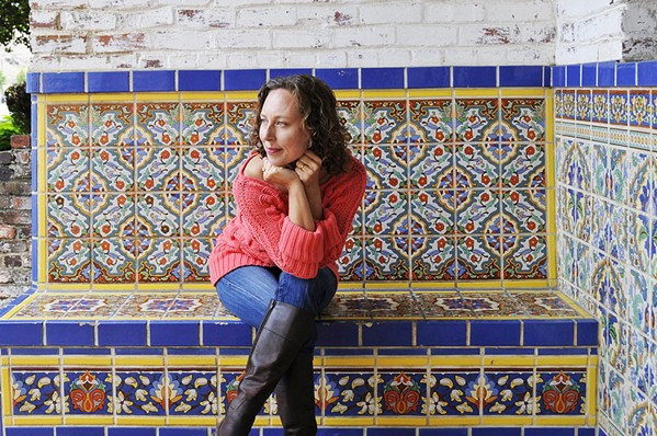 """AMERICANA ROSE As part of the Clark Center's """"Saturday Date Night"""" series, they're re-streaming Ynana Rose's 2020 Live Oak on the Radio performance on Sept. 5. - PHOTO COURTESY OF YNANA ROSE"""