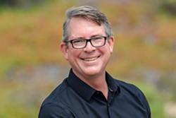 RUSHING Grover Beach City Council candidate Dan Rushing. - PHOTO COURTESY OF DAN RUSHING