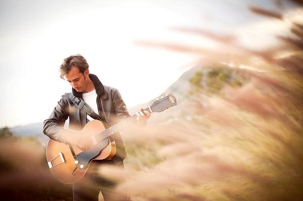 LIVE FROM MORRO BAY Singer-songwriter Jody Mulgrew will offer his next twice-monthly livestream concert on Oct. 24. - PHOTO COURTESY OF JODY MULGREW