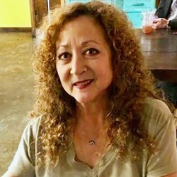 COURT BATTLE Grover Beach mayoral candidate Elizabeth Doukas is fighting three misdemeanor charges related to a loud chirping noise alleged to have come from her property at night earlier this year. - FILE PHOTO COURTESY OF ELIZABETH DOUKAS