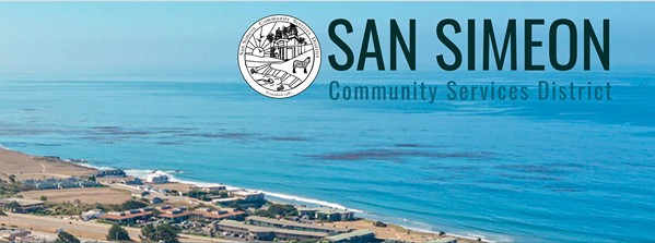 VACANCIES The San Simeon Community Services has a newly vacant seat on its district board. - PHOTO COURTESY OF THE SAN SIMEON COMMUNITY SERVICES DISTRICT WEBSITE