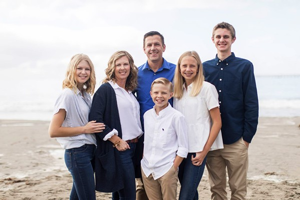 NEW FACES Pismo Beach City Council candidate Scott Newton led the race for two open council seats by 10 points in unofficial election results released on Nov. 3, ahead of incumbents Marcia Guthrie and Erik Howell. - PHOTO COURTESY OF SCOTT NEWTON