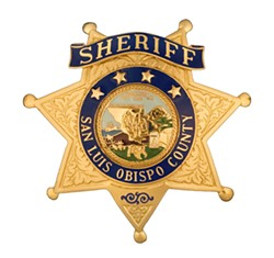 VIOLATORS California's limited stay-at-home order established a 10 p.m. curfew for counties in the purple tier. Local law enforcement officials say they will only cite egregious curfew violators. - FILE IMAGE COURTESY OF SLO COUNTY SHERIFF'S OFFICE