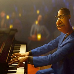 FIND YOUR SPARK Middle school band teacher Joe Gardner (voiced by Jamie Foxx) dreams of playing jazz for a living, but right when he gets his big break, he dies, sending him on a desperate metaphysical adventure to return to Earth and fulfill his destiny, in Soul currently streaming on Disney Plus. - PHOTO COURTESY OF DISNEY PIXAR