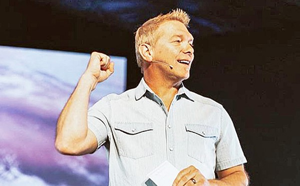 INVESTIGATIONS Mountainbrook Church pastor Thom O'Leary resigned amid allegations of inappropriate behavior, and church members wanted more transparency during the investigation. - PHOTO COURTESY OF MOUNTAINBROOK CHURCH INSTAGRAM