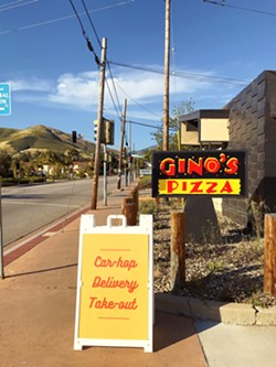 RESTRICTED CAPACITY Restaurants in SLO County haven't been able to operate at full capacity since March 2020 due to COVID-19 safety restrictions. - FILE PHOTO BY BETH GIUFFRE