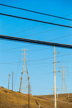 FLIP THE SWITCH This month, Paso Robles and Five Cities area residents will enroll with Central Coast Community Energy—a new local power provider that works in tandem with PG&E. - FILE PHOTO BY JAYSON MELLOM