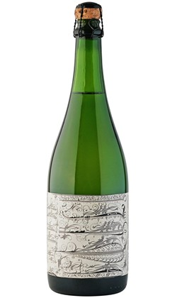 WITH BUBBLES Cadre's 2017 Ode to Pearls Sparkling is made from albariño, which is unusual, but winemaker John Niven said the wine's acidity is a great match for sparkling wine. - PHOTO COURTESY OF JOHN NIVEN