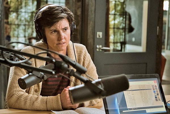DRY WIT Comedian Tig Notaro stars in the semi-autobiographical TV show One Mississippi, screening on Amazon, where she plays a radio personality known for mixing personal anecdotes and music. - PHOTO COURTESY OF FX STUDIOS AND AMAZON STUDIOS
