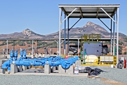 RELIEF Local special districts, like the Los Osos CSD (wastewater facility pictured), are once again sending letters in support of legislation that would enable them to receive federal COVID-19 relief. - FILE PHOTO