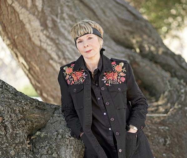 MORE FROM THE VAULT Singer-songwriter Dulcie Taylor releases Rediscovered, a new EP featuring six of her early hits, on March 12. - PHOTO COURTESY OF TREVOR LAWRENCE