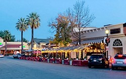 NOT ENOUGH Paso Robles seniors are feeling the impacts of a $30 six-month parking permit and say parklets are compounding the issue. - PHOTO COURTESY OF THE CITY OF PASO ROBLES