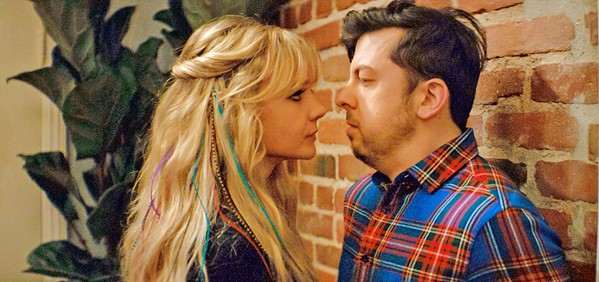 PAYBACK Cassie (Carey Mulligan) acts drunk in bars to trap would-be sexual assaulters like Neil (Christopher Mintz-Plasse), in five-time Academy Award nominee Promising Young Woman, available at Redbox. - PHOTO COURTESY OF FILMNATION ENTERTAINMENT