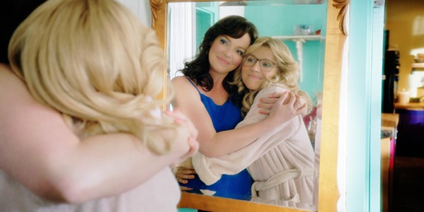 BESTIES Tully (Katherine Heigl) and Kate (Sarah Chalke) are best friends helping each other navigate life's travails, in the Netflix original TV series Firefly Lane. - PHOTO COURTESY OF BRIGHTLIGHT PICTURES