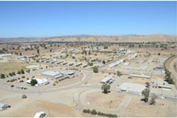 TEMPORARILY HOUSED The U.S. Department of Health and Human Services is expected to announce a decision soon about whether Camp Roberts (pictured) will be one of eight sites in California to house unaccompanied migrant children. - PHOTO COURTESY OF CAL GUARD MILITARY DEPARTMENT