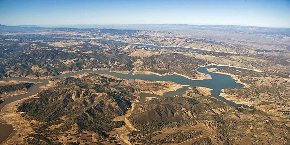 SEEKING WATER A North County water district hopes to bring Lake Nacimiento water to the Paso Robles Groundwater Basin. - FILE PHOTO COURTESY OF SLO COUNTY
