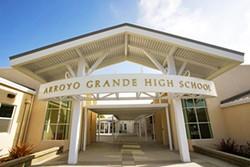 NO CHOIR? Arroyo Grande High School's choir program is under threat of closing next year. - FILE PHOTO BY STEVE E. MILLER