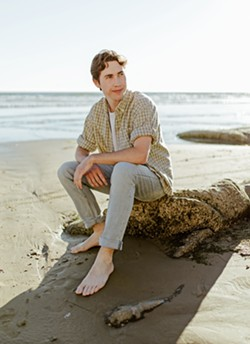 """COASTAL COUNTRY Former Cal Poly student and recent New Times Music Award winner Derek James just released a new single, """"How It Sounds,"""" that perfectly captures the Central Coast vibe—country music style. - PHOTO COURTESY OF MADY MAYE"""