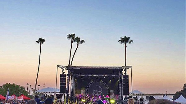 BACK IN BUSINESS As the pandemic winds down, the Avila Beach Golf Resort is planning to host events and concerts again. - FILE PHOTO BY KAREN GARCIA