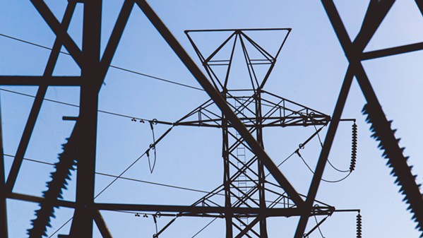 NEW RATES Central Coast Community Energy, which buys power for most of SLO and Santa Barbara counties, is changing its electricity rates—untethering them from PG&E. - FILE PHOTO BY JAYSON MELLOM