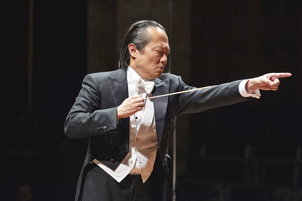 MAESTRO Festival Mozaic Music Director Scott Yoo will lead a number of orchestras and chamber ensembles during this year's festival running July 24 through 31, at various locations throughout SLO County. - PHOTO COURTESY OF FERNANDO ACEVES AND FESTIVAL MOZAIC