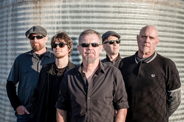 CELTS ICONS The Young Dubliners play an intimate show at Cal Coast Brewery on July 23 before hitting the road in a cross-country tour. - PHOTO COURTESY OF THE YOUNG DUBLINERS