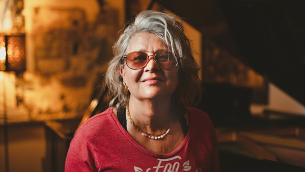 """A SONG FOR NEW TIMES To celebrate New Times' 35th anniversary, account executive and classically trained pianist Lee Ann Vermeulen recently recorded a new instrumental single """"New Times, New Moves."""" - PHOTO COURTESY OF LEE ANN VERMEULEN"""