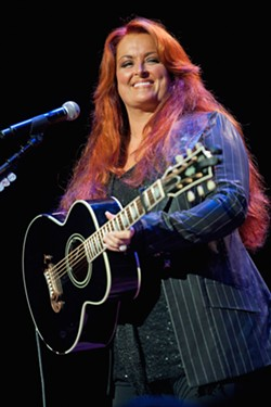 COUNTRY CROONER Wynonna Judd and Big Noise bring their legendary sound to the Fremont on Sept. 8. - PHOTO COURTESY OF WYNONNA JUDD